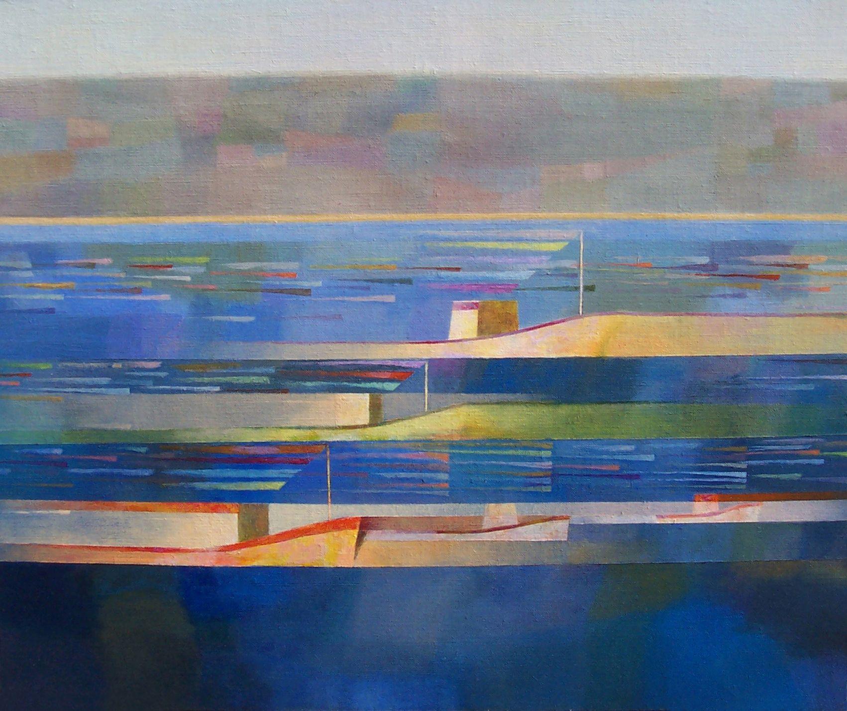 En la bahía de San Pedro (1999) - Felipe Mercadal Borghetti