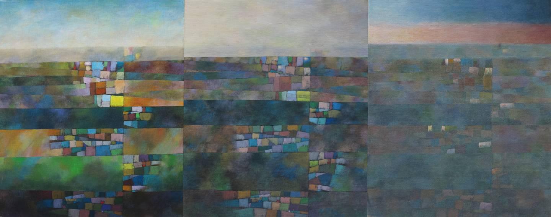 Vista  desde mi ventana a diferentes horas y estaciones del año (2007) - Felipe Mercadal Borghetti