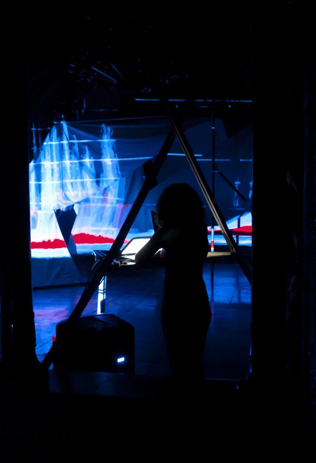 Ensayo 1/ THE BIG BLUE EYE (2014) - Aissa M. Santiso Camiade - Aissa Santiso