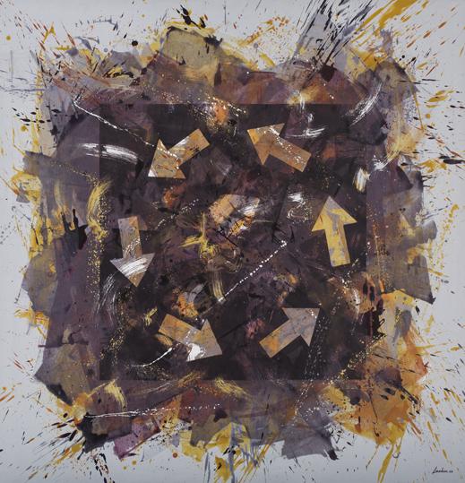 Rotación (2010) - Manolo Granado