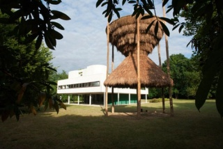 Sitio — Villa Savoye, Poissy, (Fr). Santiago Borja