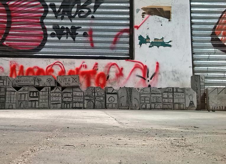 """Ciudades Invisibles"" (2014) - Eder Castillo"