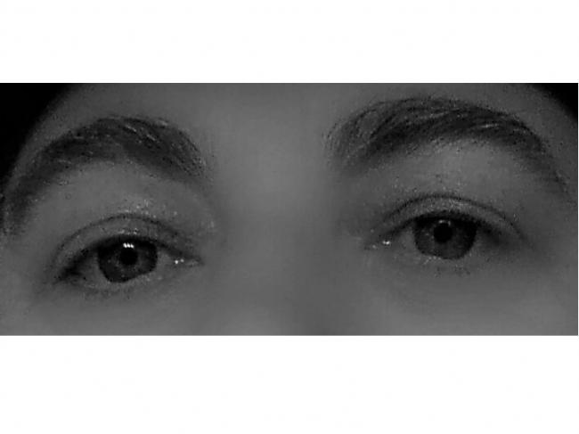 Mirar frontal