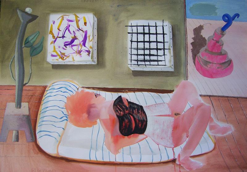 Interiores (2004) - Xose Vilamoure