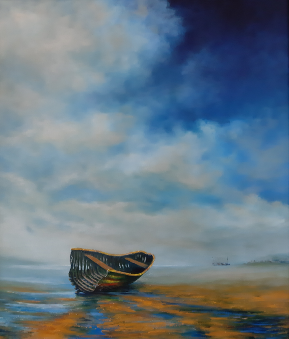 Olvidado a orilla de mar (2019) - Rodolfo Rámiz