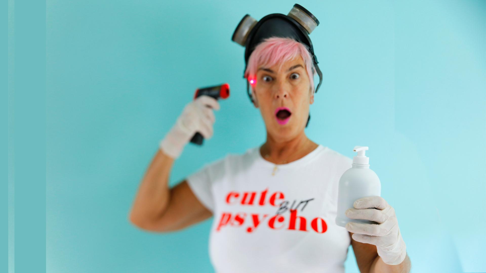 Cute & Psyco (2020) - Andrea Guedella