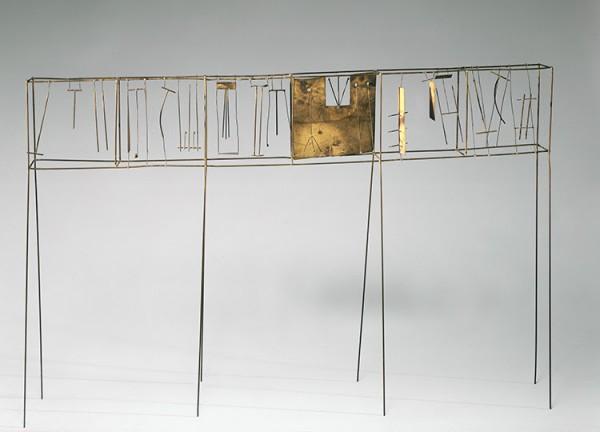 Fausto Melotti, Contrappunto secco, 1973