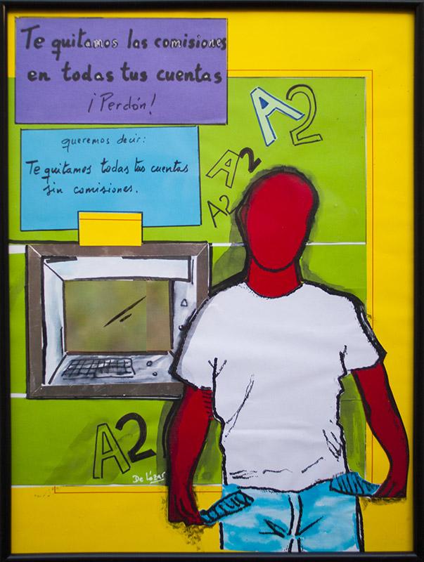 Te quitamos todas las comisiones (2016) - Ricardo De Lózar