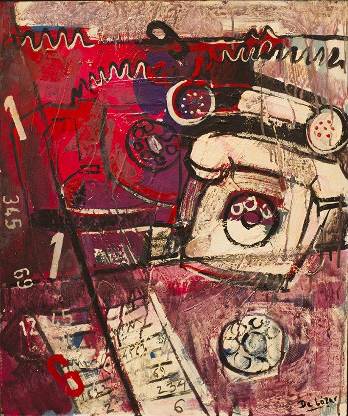 Teléfonos (1993) - Ricardo De Lózar