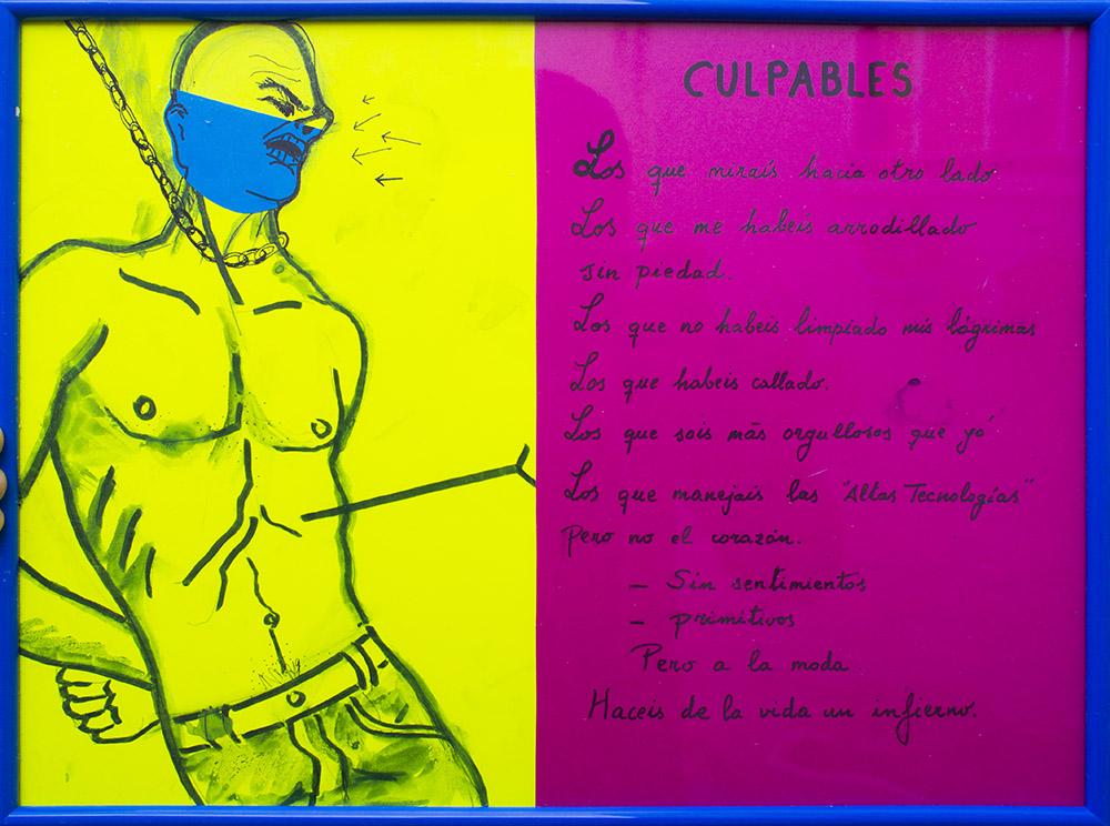 Culpables (2017) - Ricardo De Lózar
