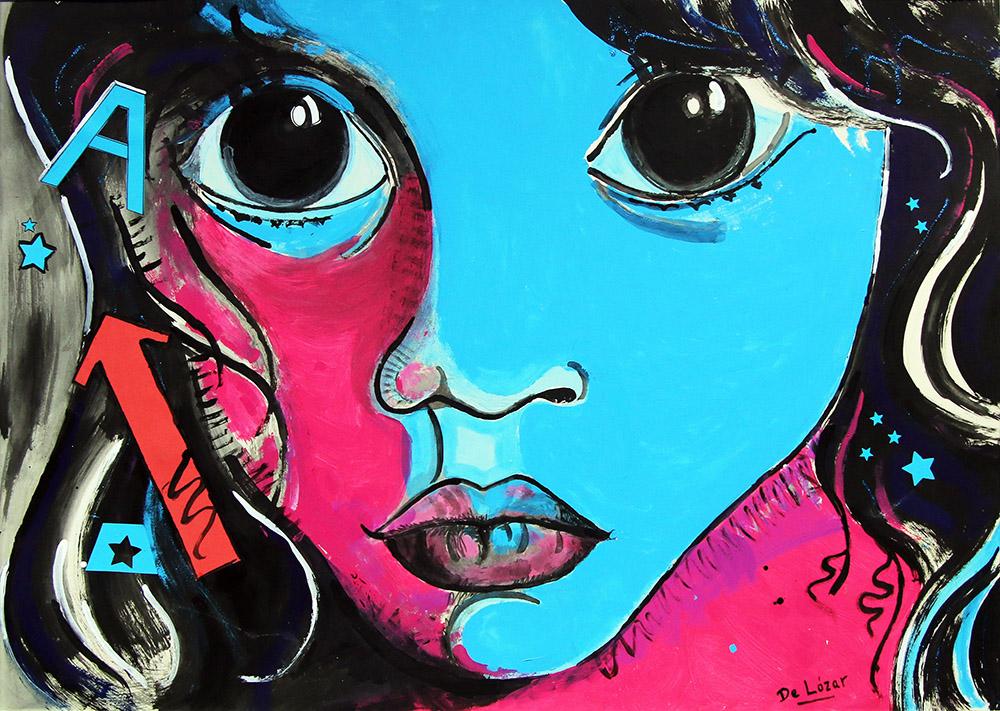 La niña de los ojos (2016) - Ricardo De Lózar