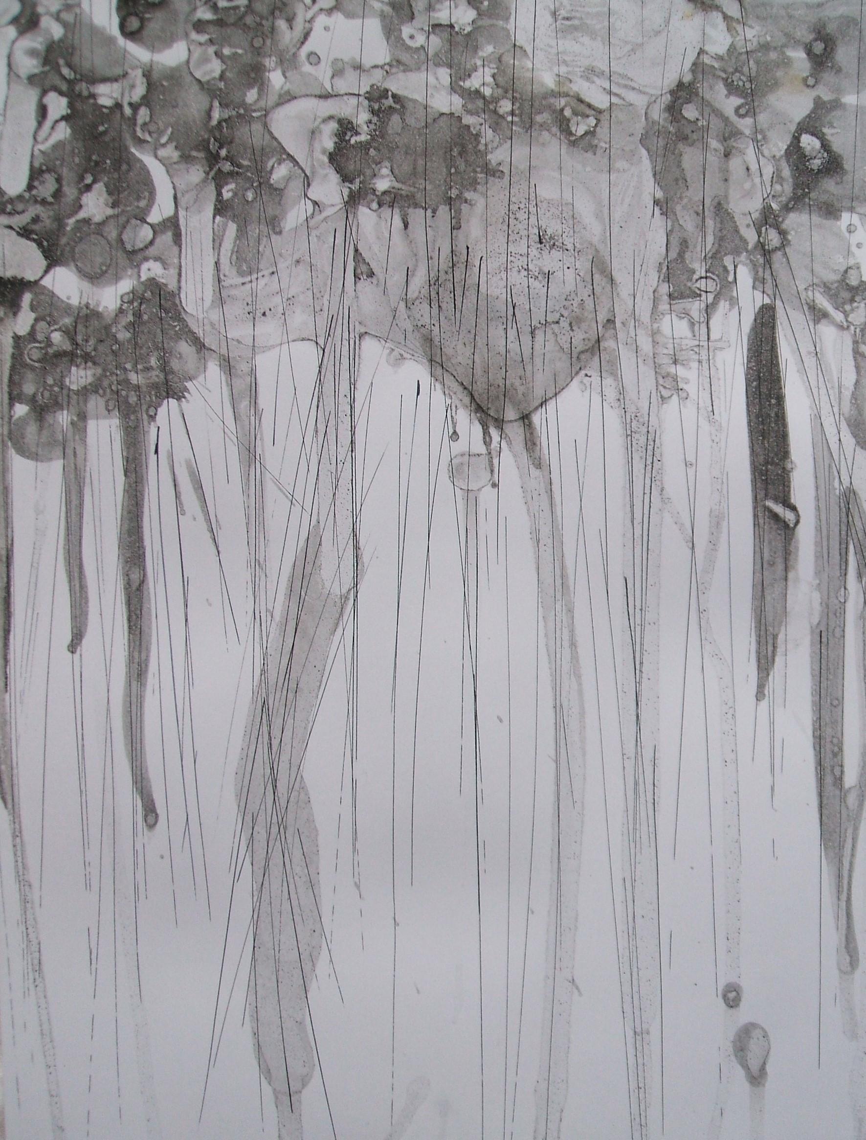 """Arboles o acantilados"" (2017) - Valeria Luccioni"