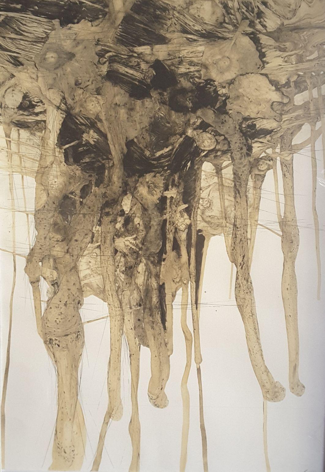 """""""Carne o inmensidades y recorridos"""" (2019) - Valeria Luccioni"""