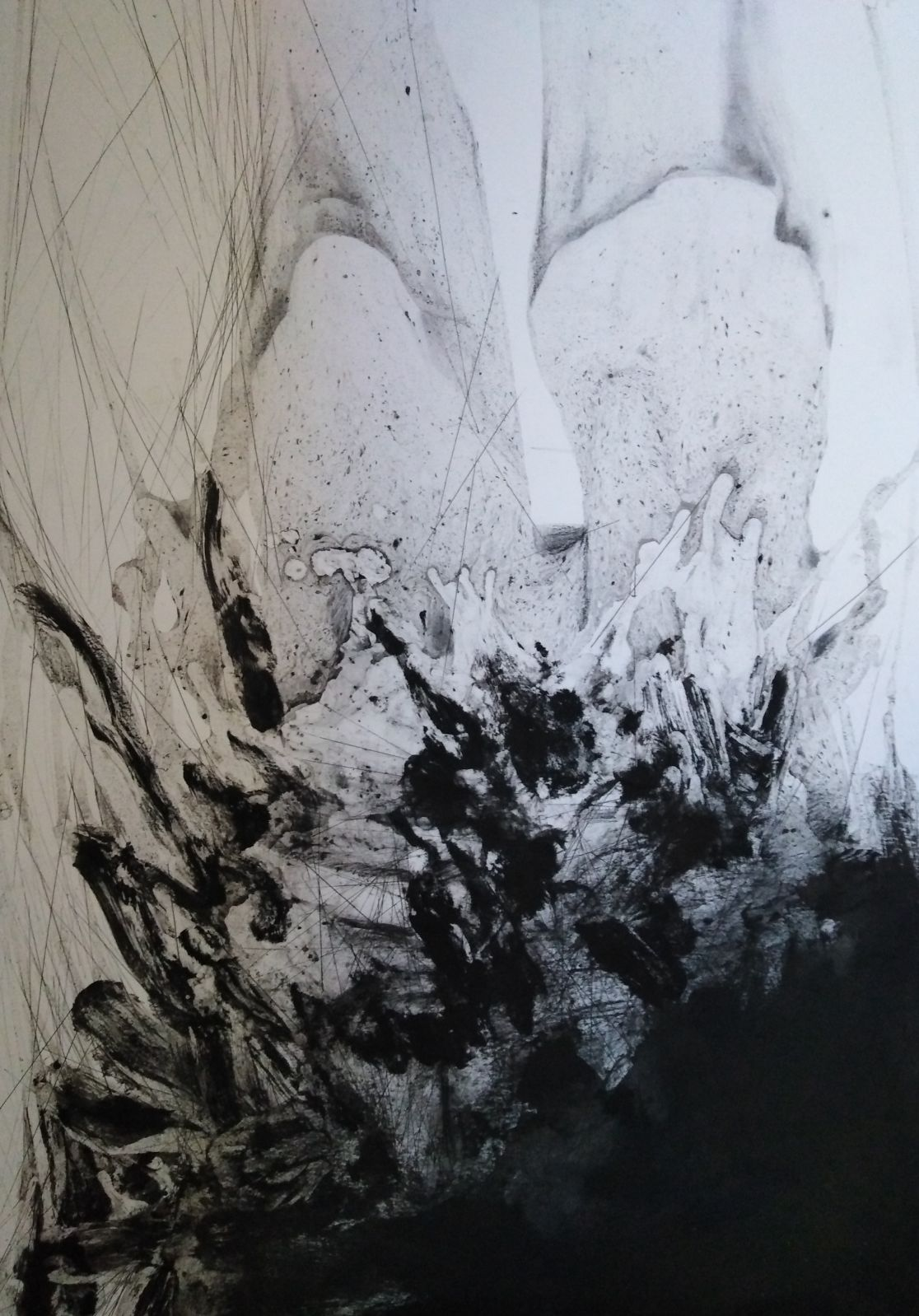 """Ráfagas"" (2019) - Valeria Luccioni"