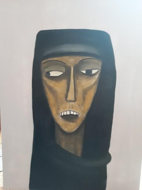 Mujer de yemen
