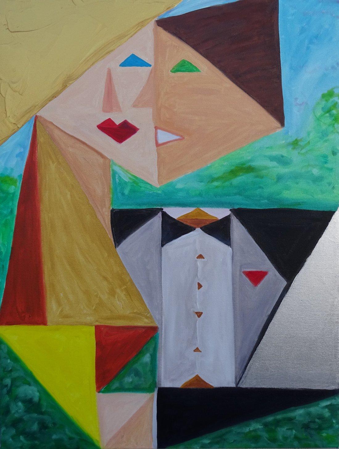 Triangulo Amoroso (2020) - Luis Adrián Salazar Lozano