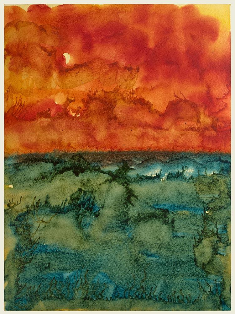 Inferno VII (serie Naturalezas muertas y otros tormentos (2013) - Guadalupe Luceño