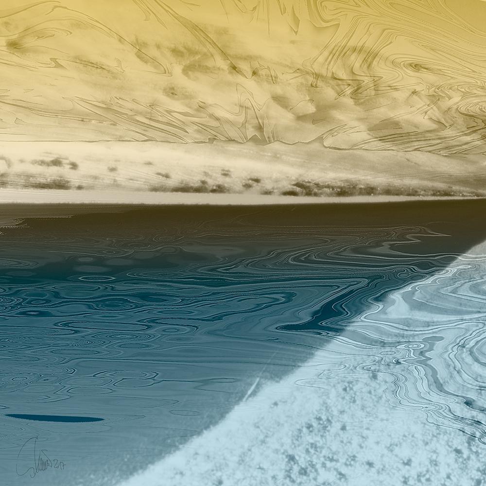 Desert (No past, no identity)