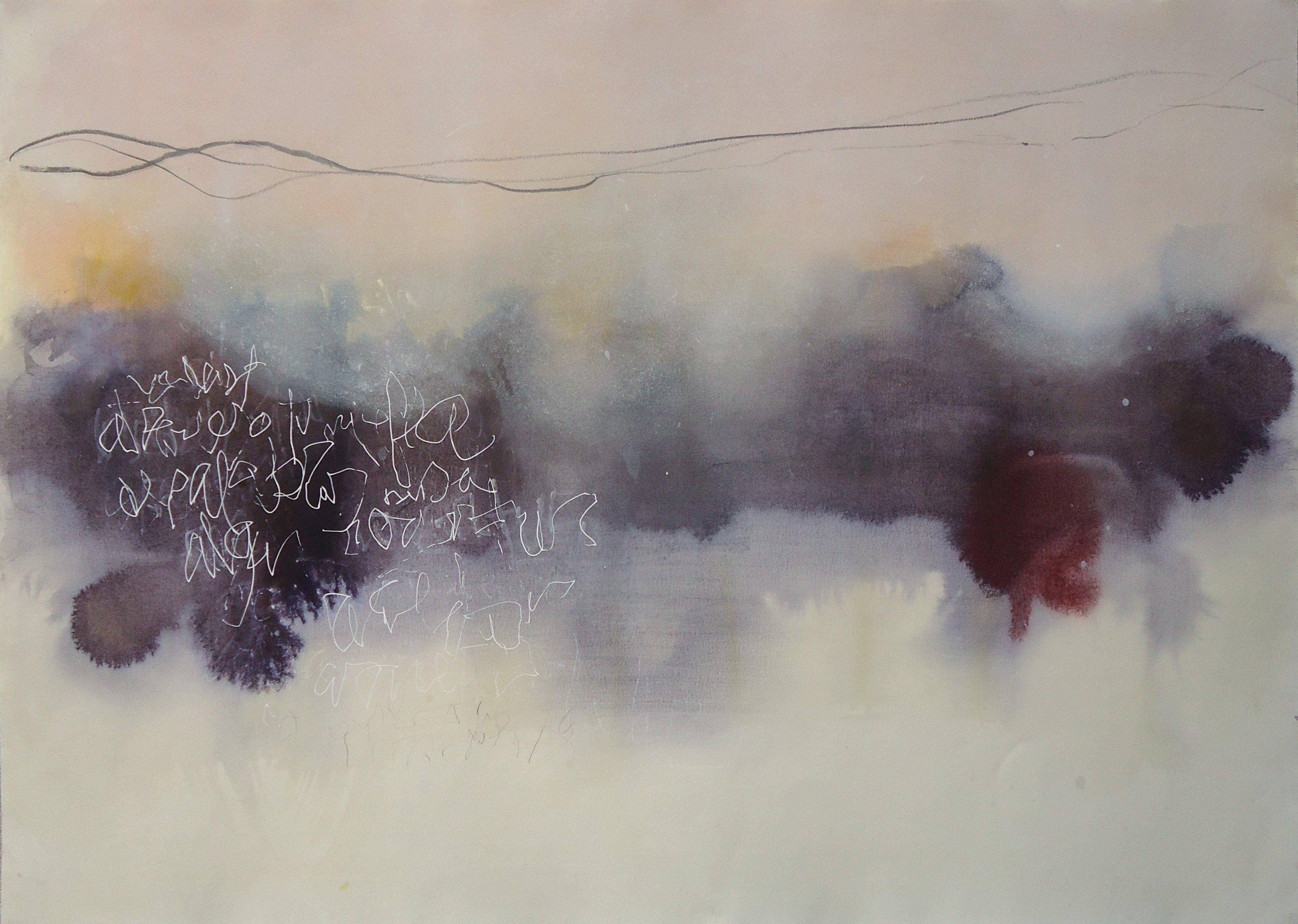 palabras pensadas (2015) - Montse Baqués