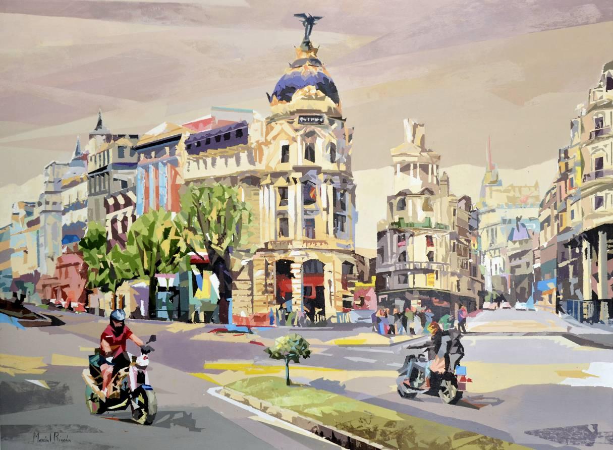 Madrid (2017) - Marcial Perez Gutierrez - Marcial Rincón