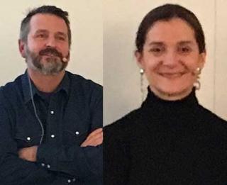 Manuel Urbano y Mónica García