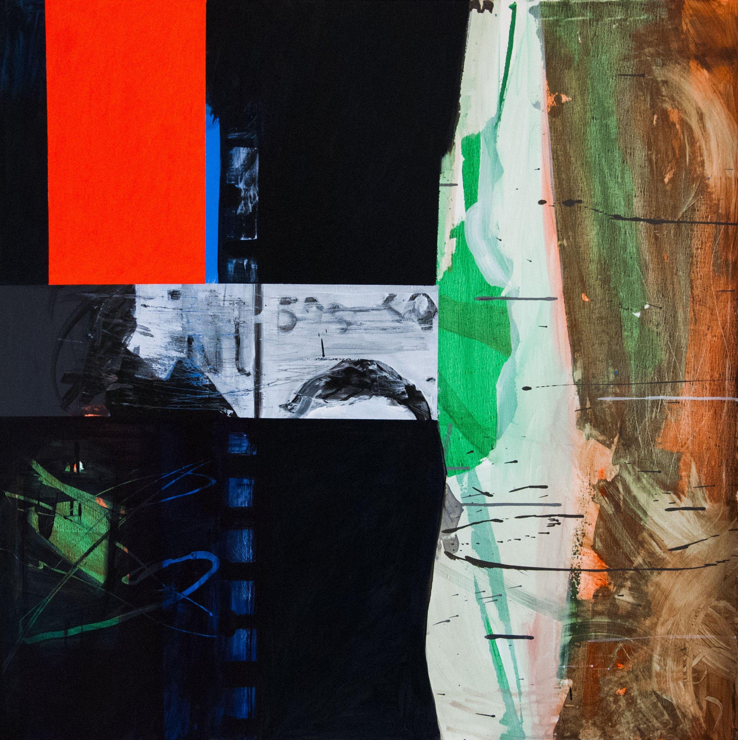 Rutas nocturnas (2016) - Anna Nosowicz Ruiz