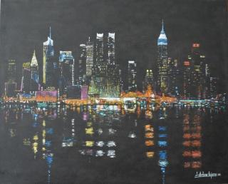 Reflejos de New York