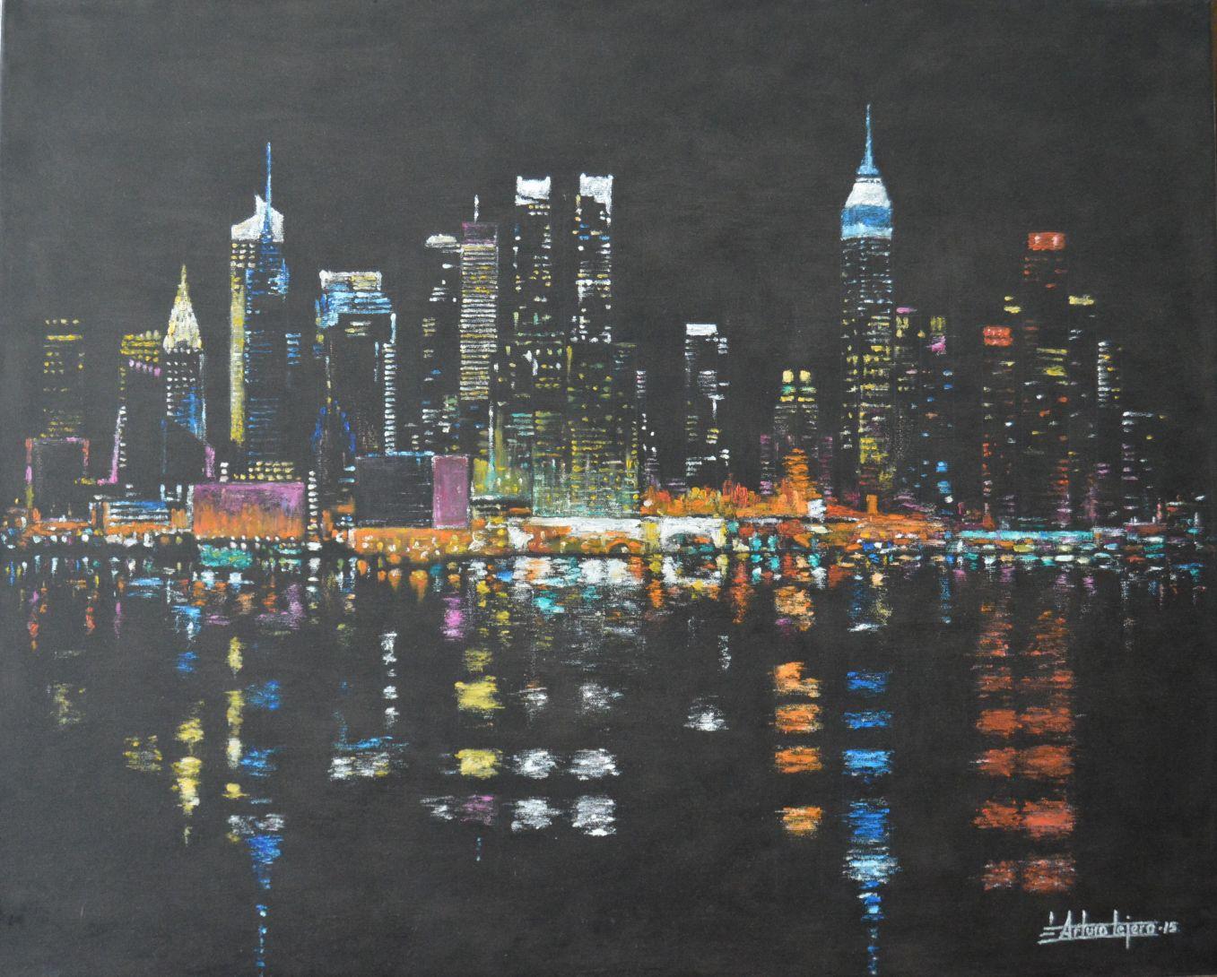 Reflejos de New York (2015) - Arturo Tejero Esteban