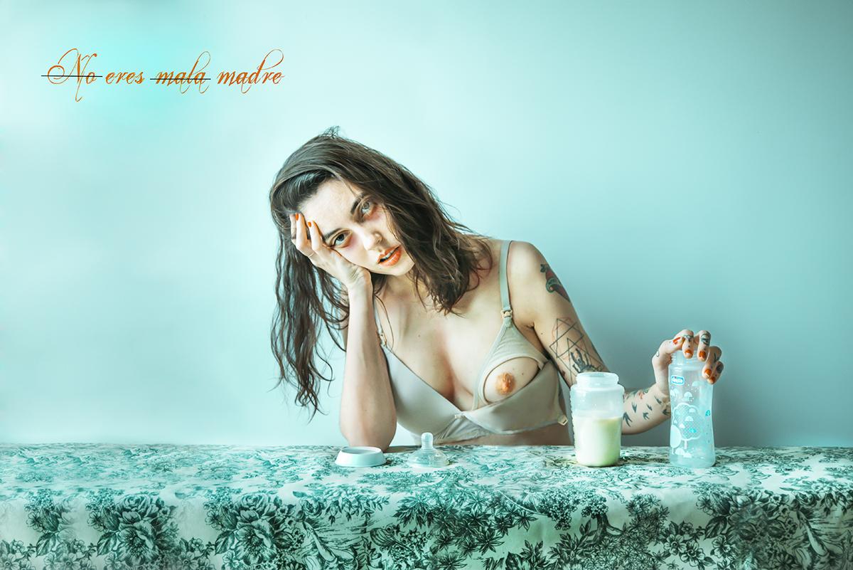 No eres mala madre (2020) - Leila Amat Ortega