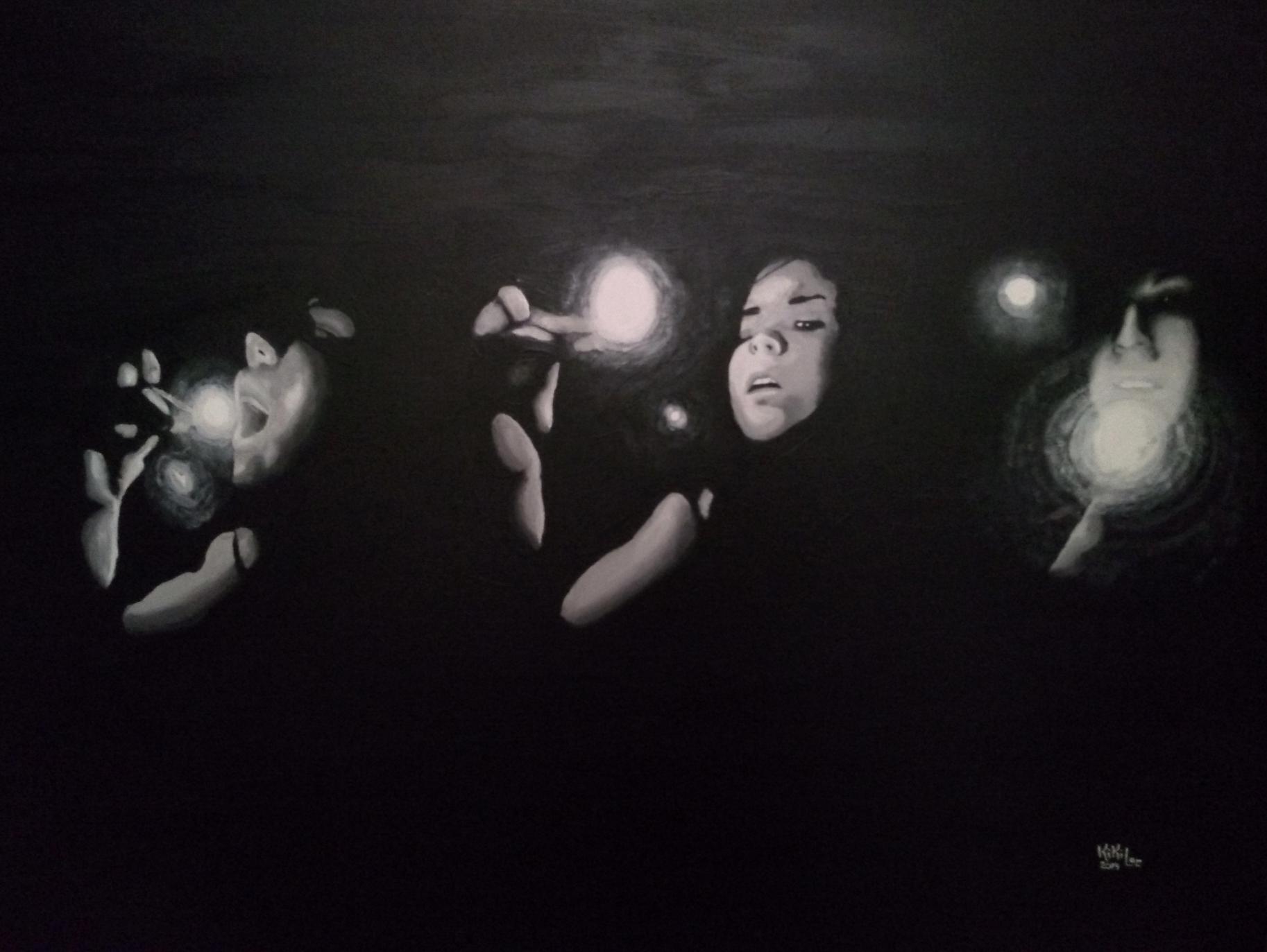 Defying Darkness (2019) - Kirsten Loewenthal - KikiLoe