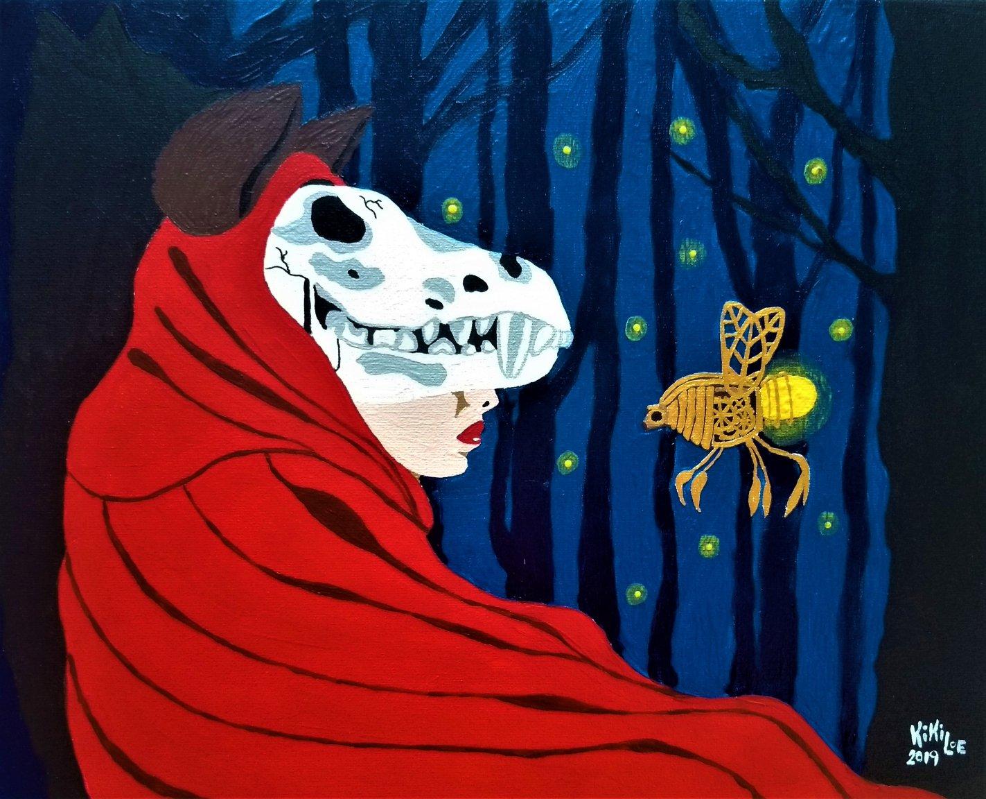 The Firefly Forest (2019) - Kirsten Loewenthal - KikiLoe