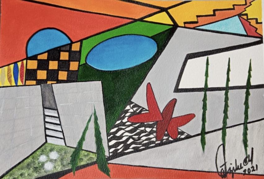 Casa Sandra (2020) - Jatzibe Castro