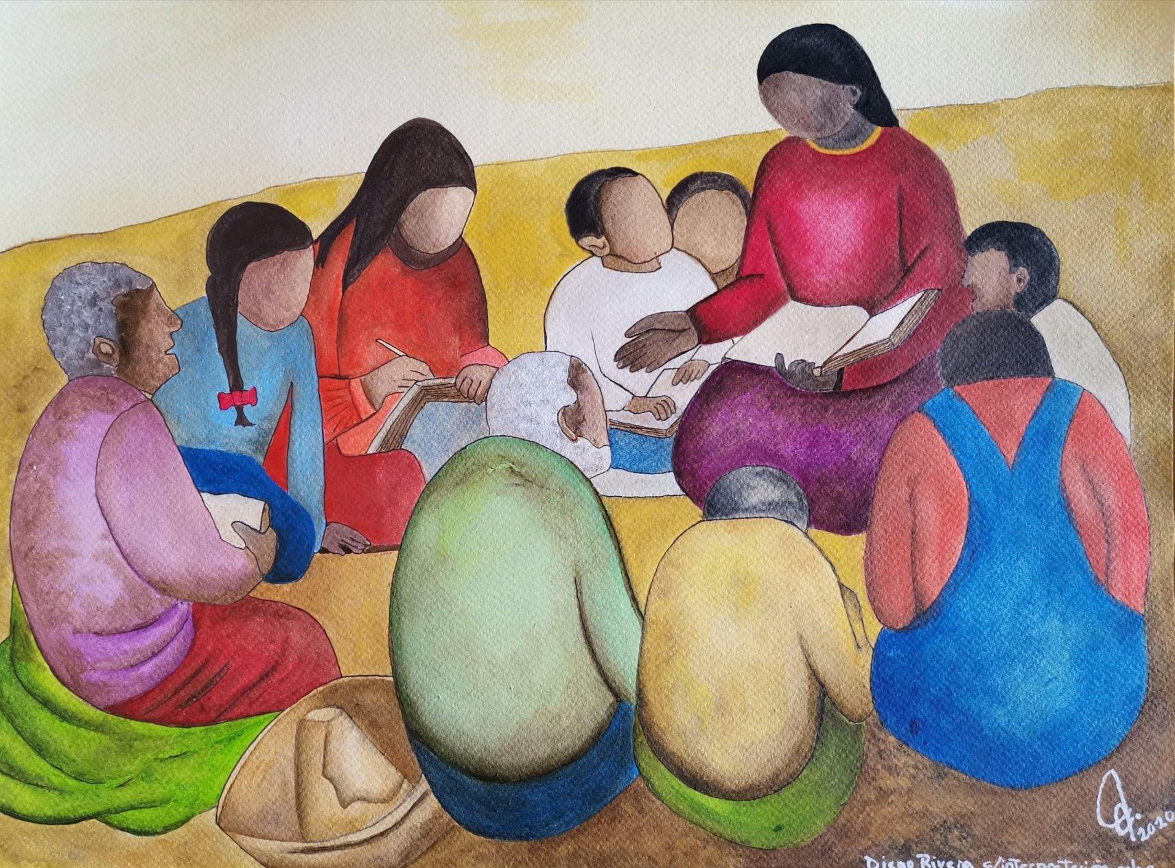 La maestra rural (2020) - Jatzibe Castro