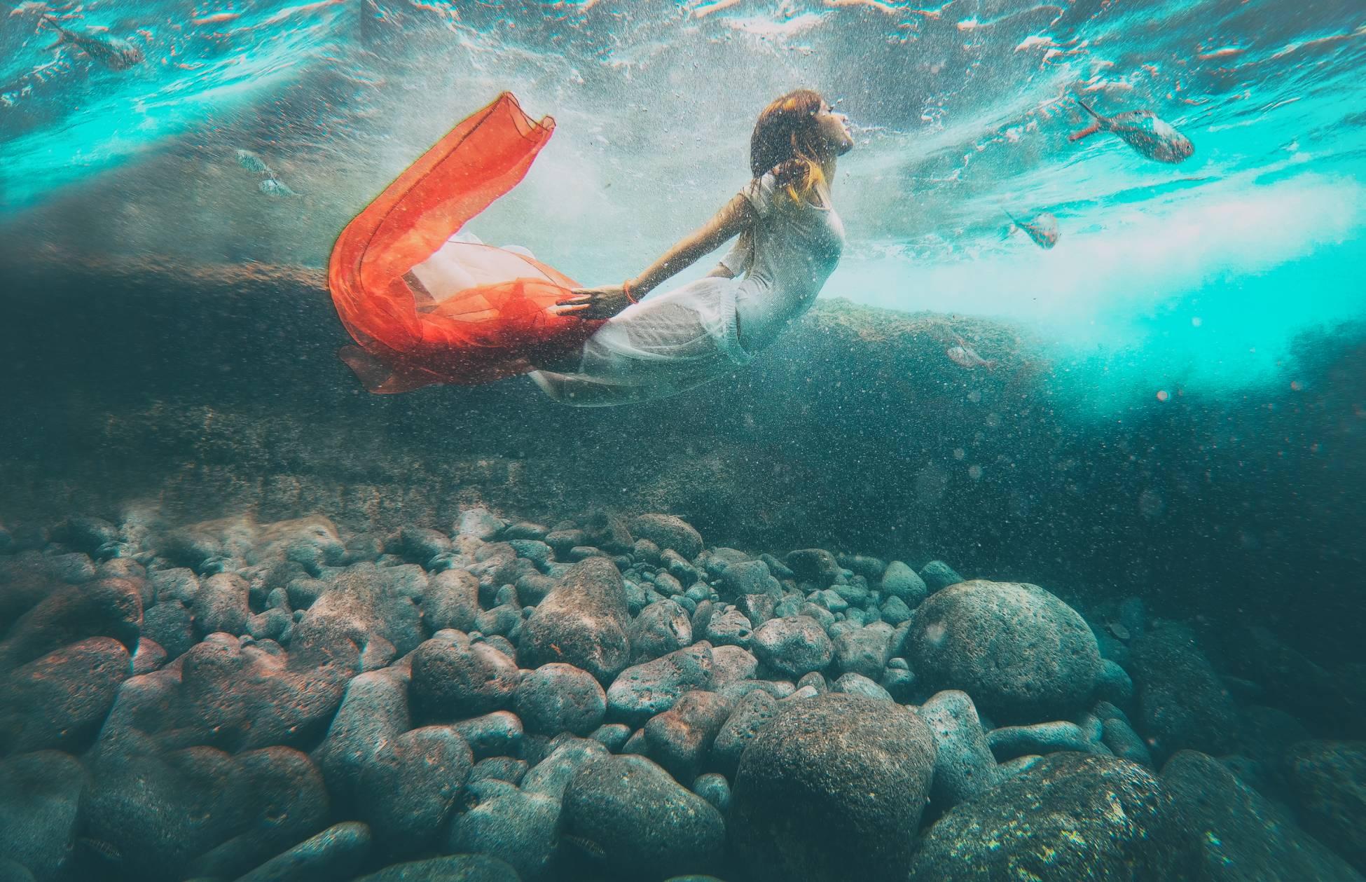 Save the ocean (2019) - Nadia Martín García