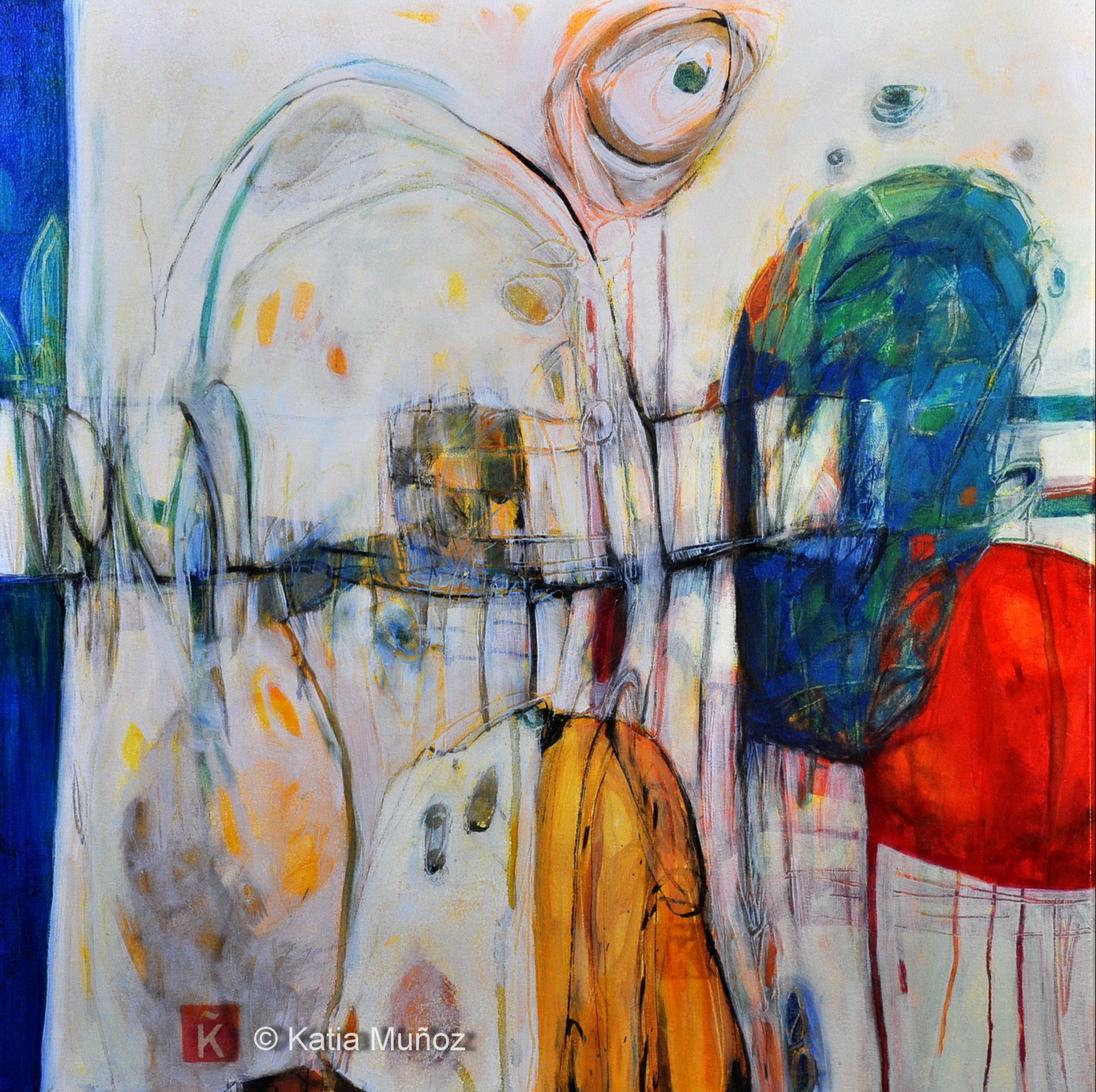CIELO INCLINADO (2012) - Katia Muñoz