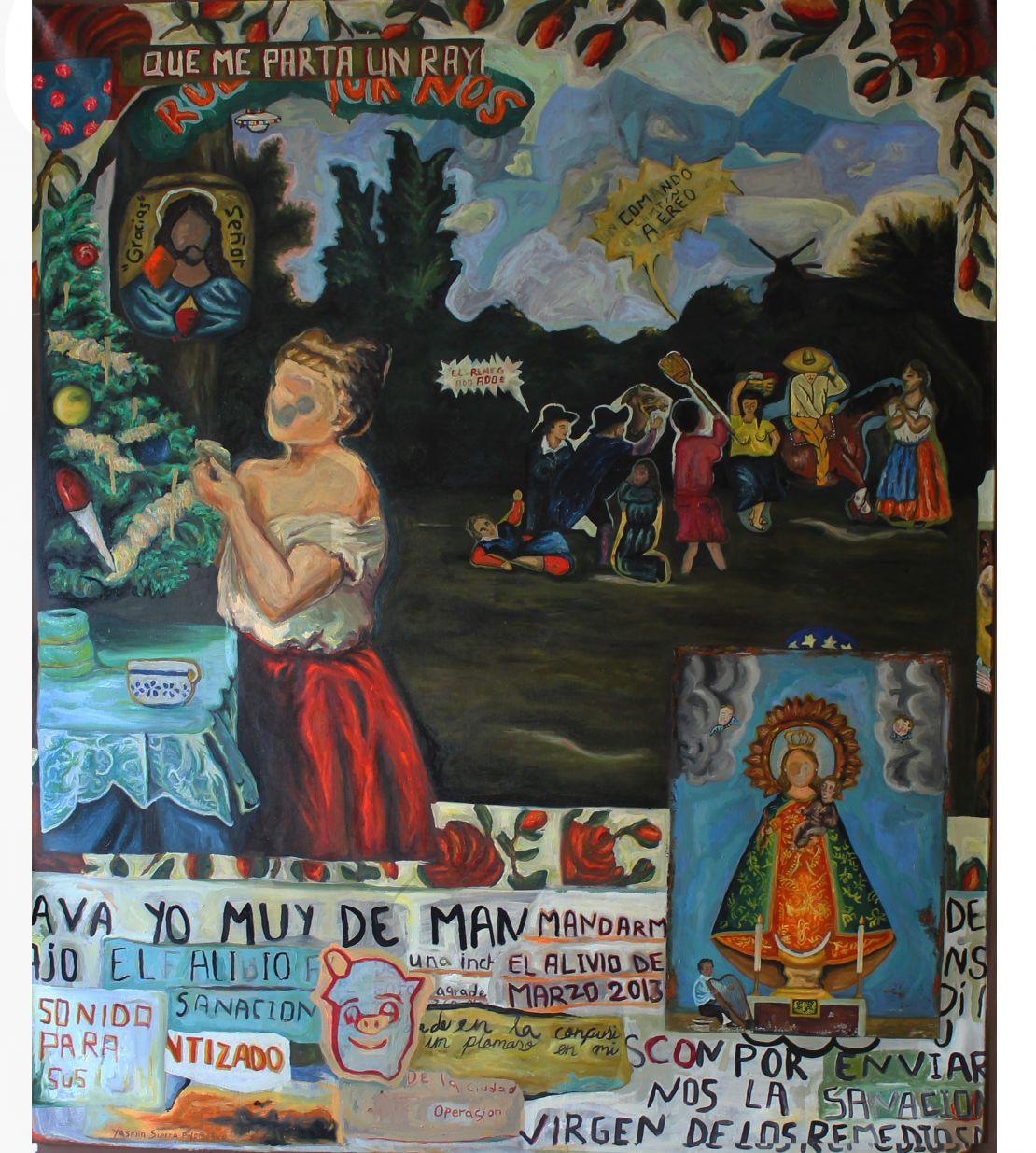 Olvidarte nunca (2016) - Yasmin Sierra Palomeque