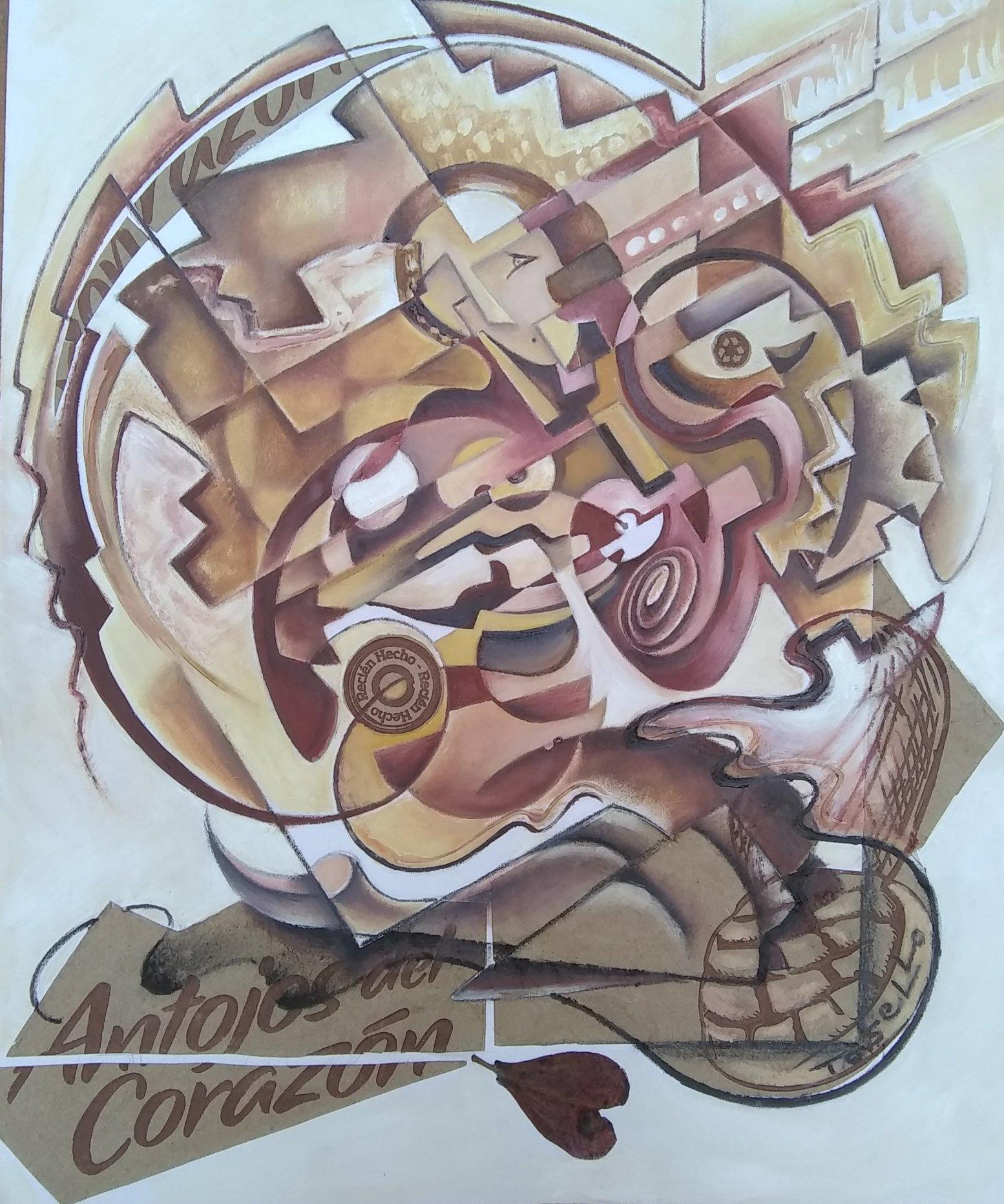 Antojos del Corazón (2020) - Gabriela Tosello - Gaby Tosello