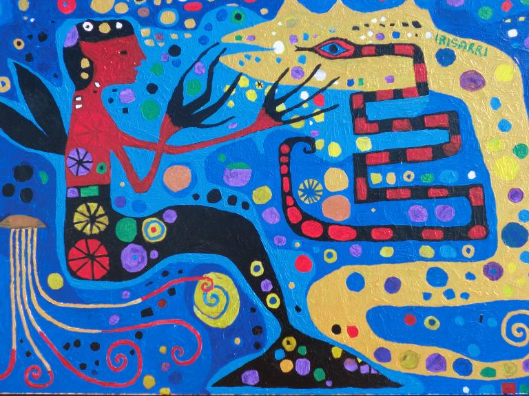 dragón dorado (2016) - Teresa Irisarri Vázquez