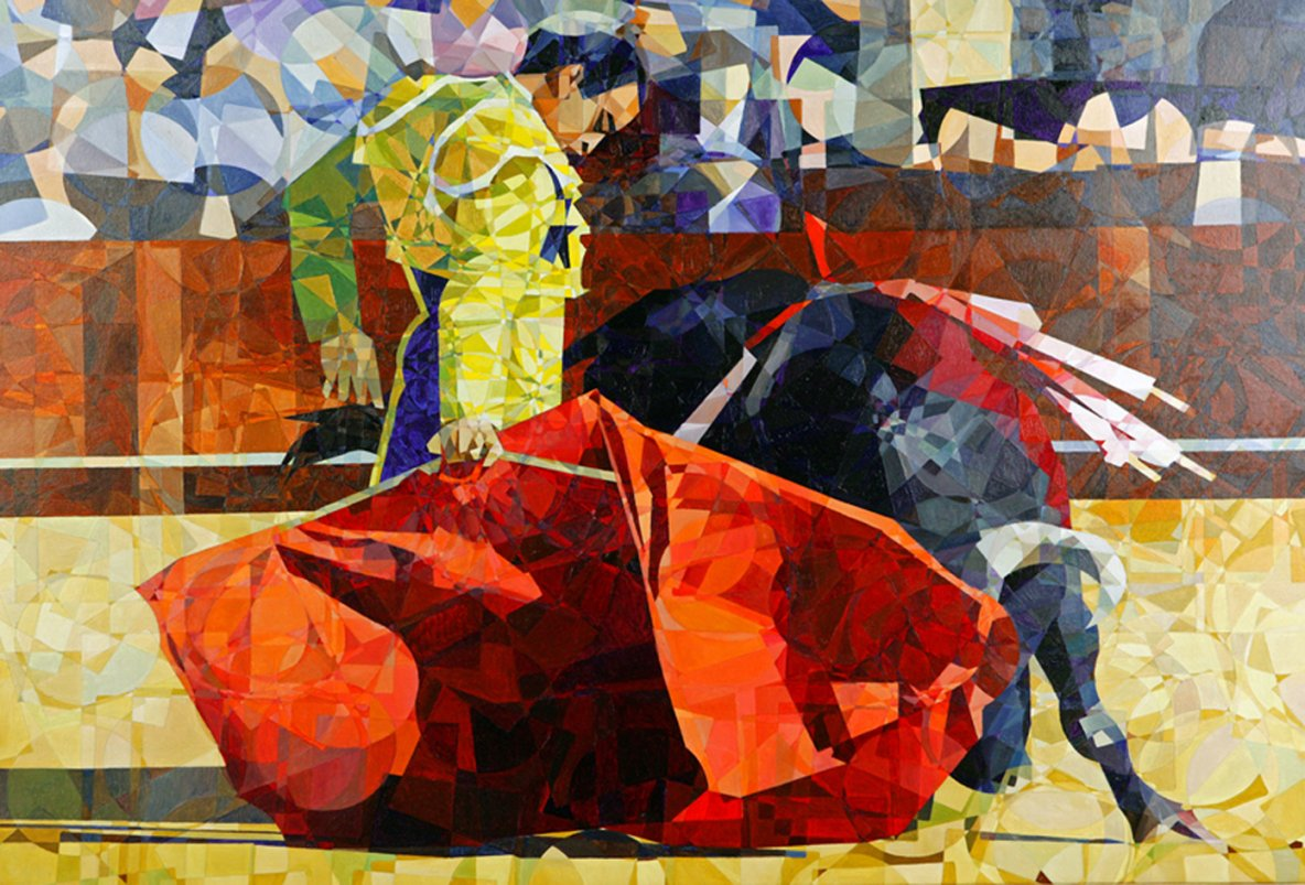 """""""EL DERECHAZO"""" (2010) - Leopoldo G. Andrades - Andrades"""