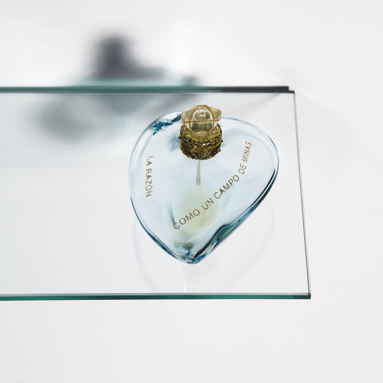 """""""El olor de la ceguera"""" (2012) - Elisa Torreira"""