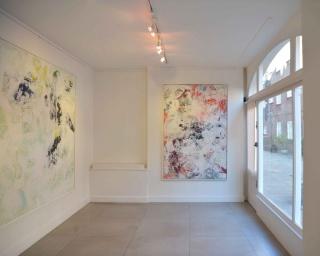 Solo Show Elena Shchukina Gallery Mayfair London