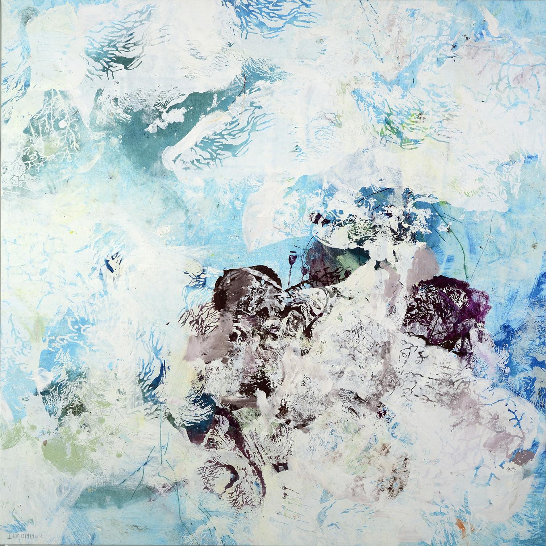 Sensitive Water Mapping #116 (2018) - Amélie Ducommun