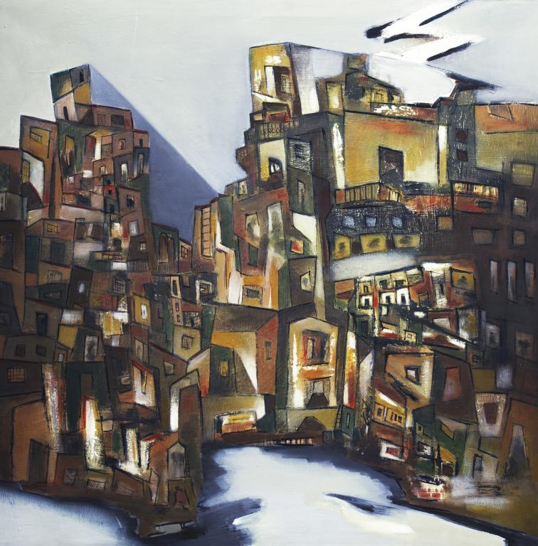 with moonligth (2013) - Reinaldo Juan Martinez Campillo - Campillo