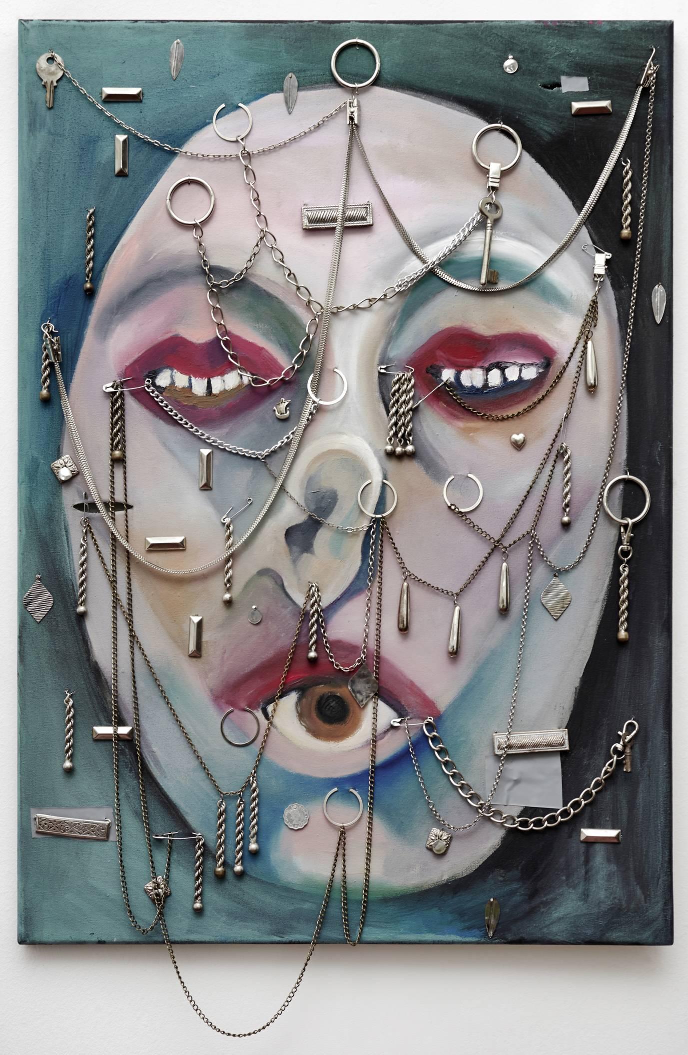 Las dos Caras #5 (2015) - Laura Códega