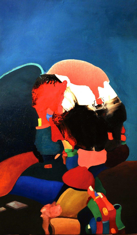 Ausencia compartida (2011) - Asier Biota Robres - Asier Biota