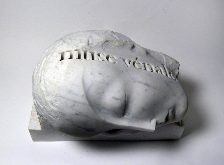 Muse Vénale (D'aprés Brancusi) (2015) - Salvador Juanpere