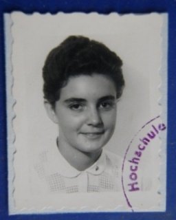 Monika Buch, c. 1956
