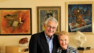 Pearl & Stanley Goodman