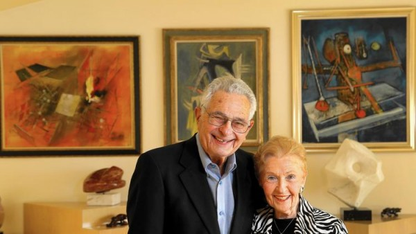 Stanley & Pearl Goodman