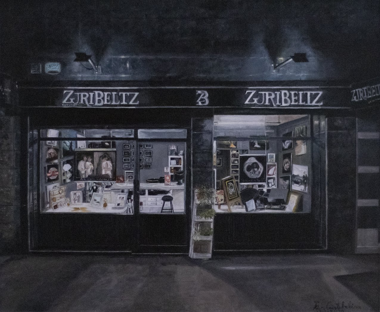 ZURIBELTZ (2020) - Sara Caballero Paniagua - Riva Cristobalina